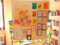 Дечија недеља у Библиотеци - радови деце из Предшколске установе